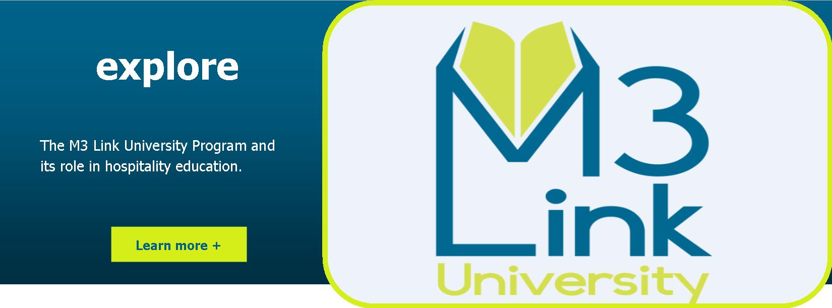 M3 Link University